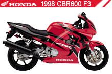 1998 Honda CBR600F3 accesorios