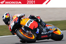 2001 Honda accesorios
