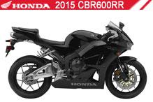 2015 Honda CBR600RR accesorios