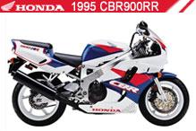 1995 Honda CBR900RR accesorios