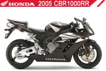 2005 Honda CBR1000RR accesorios