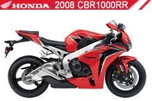 2008 Honda CBR1000RR accesorios
