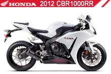 2012 Honda CBR1000RR accesorios