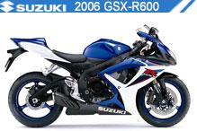 2006 Suzuki GRXR600 accesorios