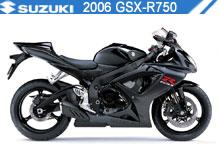 2006 Suzuki GRXR750 accesorios