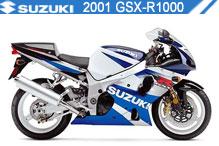 2001 Suzuki GSXR1000 accesorios
