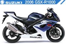 2006 Suzuki GRXR1000 accesorios