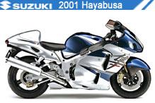 2001 Suzuki Hayabusa accesorios
