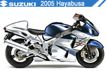 2005 Suzuki Hayabusa accesorios
