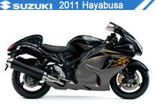 2011 Suzuki Hayabusa accesorios