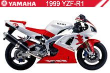 1999 Yamaha YZF-R1 accesorios