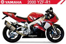 2000 Yamaha YZF-R1 accesorios