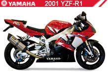 2001 Yamaha YZF-R1 accesorios