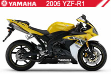 2005 Yamaha YZF-R1 accesorios