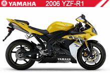 2006 Yamaha YZF-R1 accesorios
