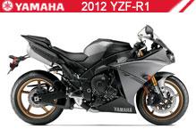 2012 Yamaha YZF-R1 accesorios