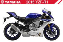 2015 Yamaha YZF-R1 accesorios