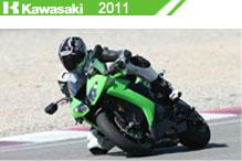 2011 Kawasaki accesorios