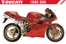 1999 Ducati 996 accesorios