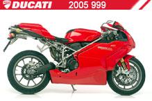 2005 Ducati 999 accesorios