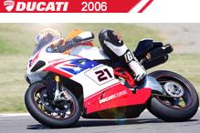 2006 Ducati accesorios