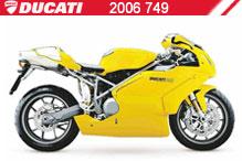 2006 Ducati 749 accesorios