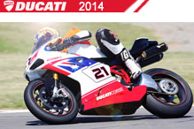 2014 Ducati accesorios
