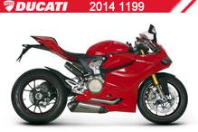 2014 Ducati 1199 accesorios