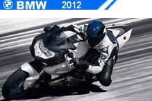 2012 BMW accesorios