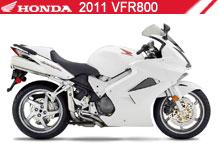 2011 Honda VFR800 accesorios
