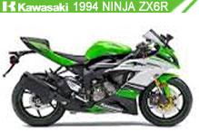 1994 Kawasaki Ninja ZX-6R accesorios
