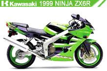 1999 Kawasaki Ninja ZX-6R accesorios