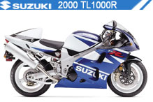 2000 Suzuki TL1000R accesorios