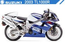 2003 Suzuki TL1000R accesorios