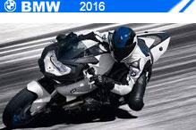 2016 BMW accesorios