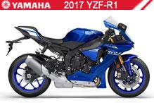 2017 Yamaha YZF-R1 accesorios