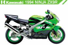 1994 Kawasaki Ninja ZX-9R accesorios