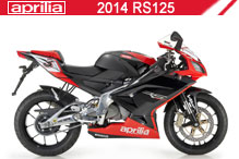 2014 Aprilia RS125 accesorios