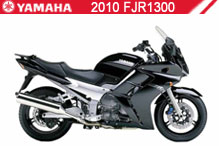 2010 Yamaha FJR1300 accesorios