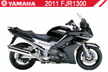 2011Yamaha FJR1300 accesorios