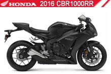 2016 Honda CBR1000RR accesorios