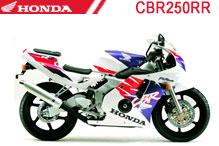 CBR250RR Carenado