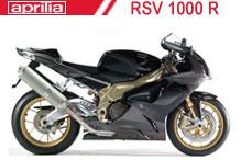RSV 1000 R Carenado