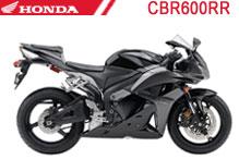 CBR600RR Carenado