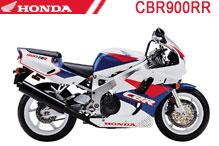 CBR900RR Carenado