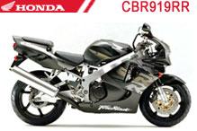 CBR919RR Carenado