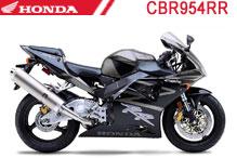 CBR954RR Carenado