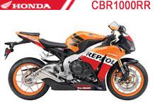 CBR1000RR Carenado