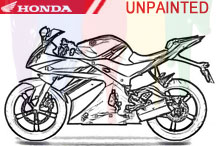 Honda Carenado Sin Pintar