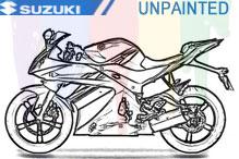 Suzuki Carenado Sin Pintar
